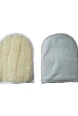 Scrub Handschoen Ovaal