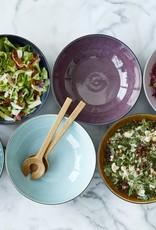 Bitz Salad Bowl 30cm Black/Green