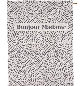 Plaid Bonjour Madame 250x215cm