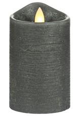 Ledkaars Medium/vlam 12x7.50cm