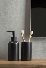 Badkamersetje Zwart