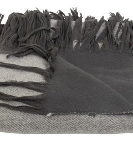 Plaid Grijs RE-C 130x160cm
