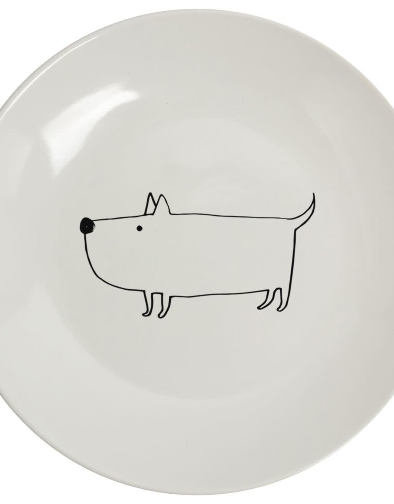 Bord Set Lievelingsdag/Hond 20cm