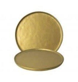 Bord Goud TT Gold 26,5cm