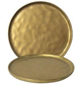 Bord Goud TT Gold 20,5cm