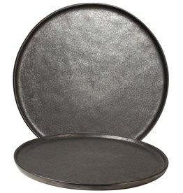 Bord TT Shimmer Zwart 26,5cm