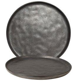 Bord TT Shimmer Zwart 20,5cm