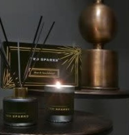 Ted Sparks Gift Box Moss & Sandalwood (geurkaars+geurstokjes)