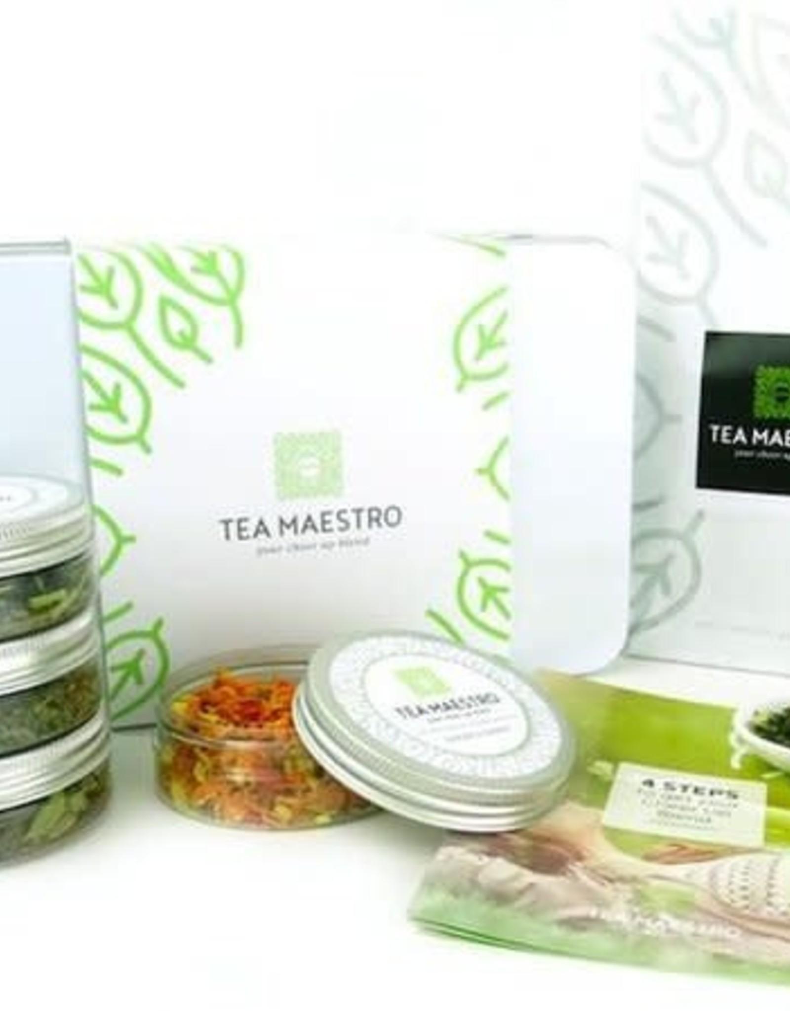 Dutch Tea Maestro Tea  CHEER UP - Startpakket