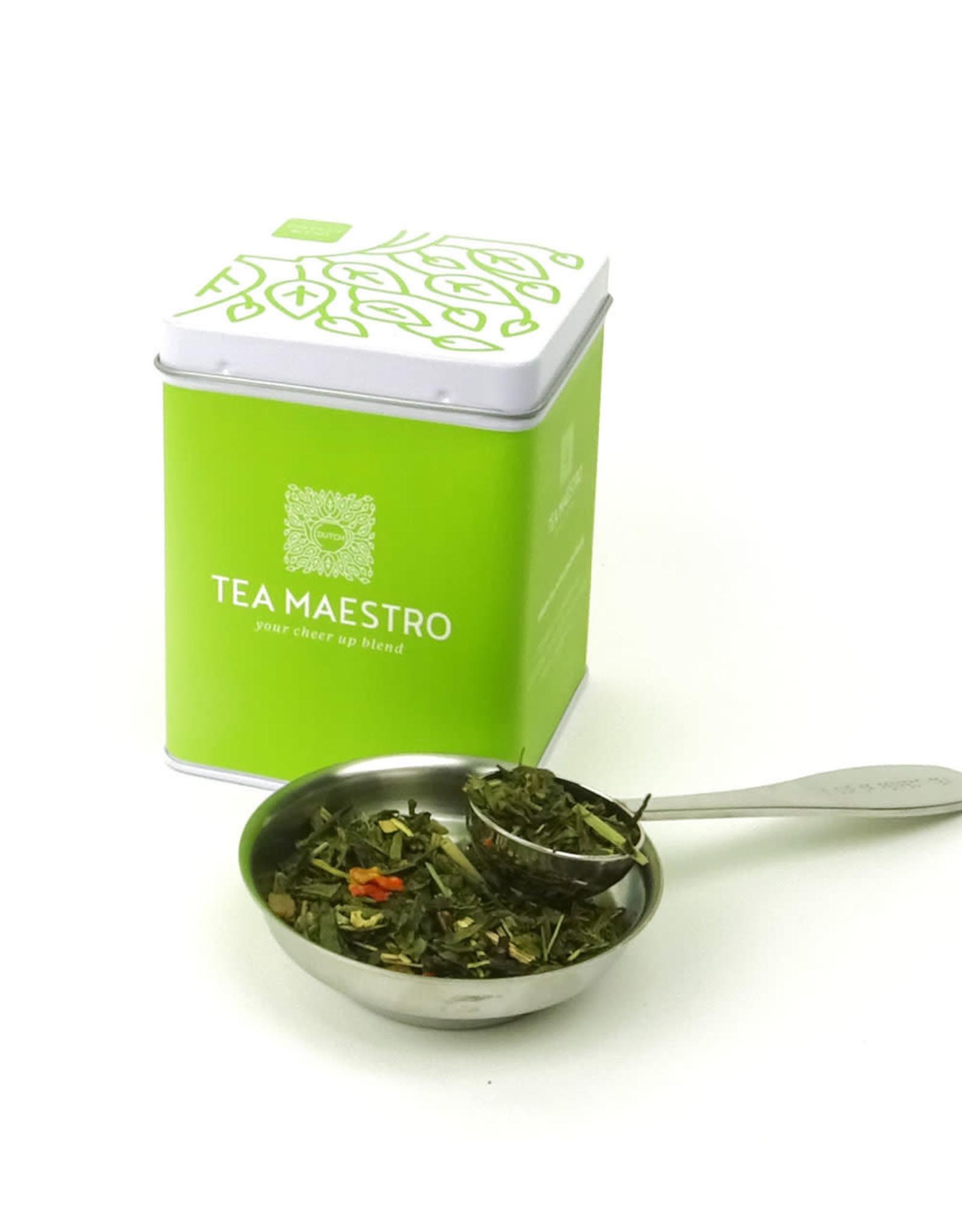 Dutch Tea Maestro Tea CHEER UP - Blend in Blik 80 gr