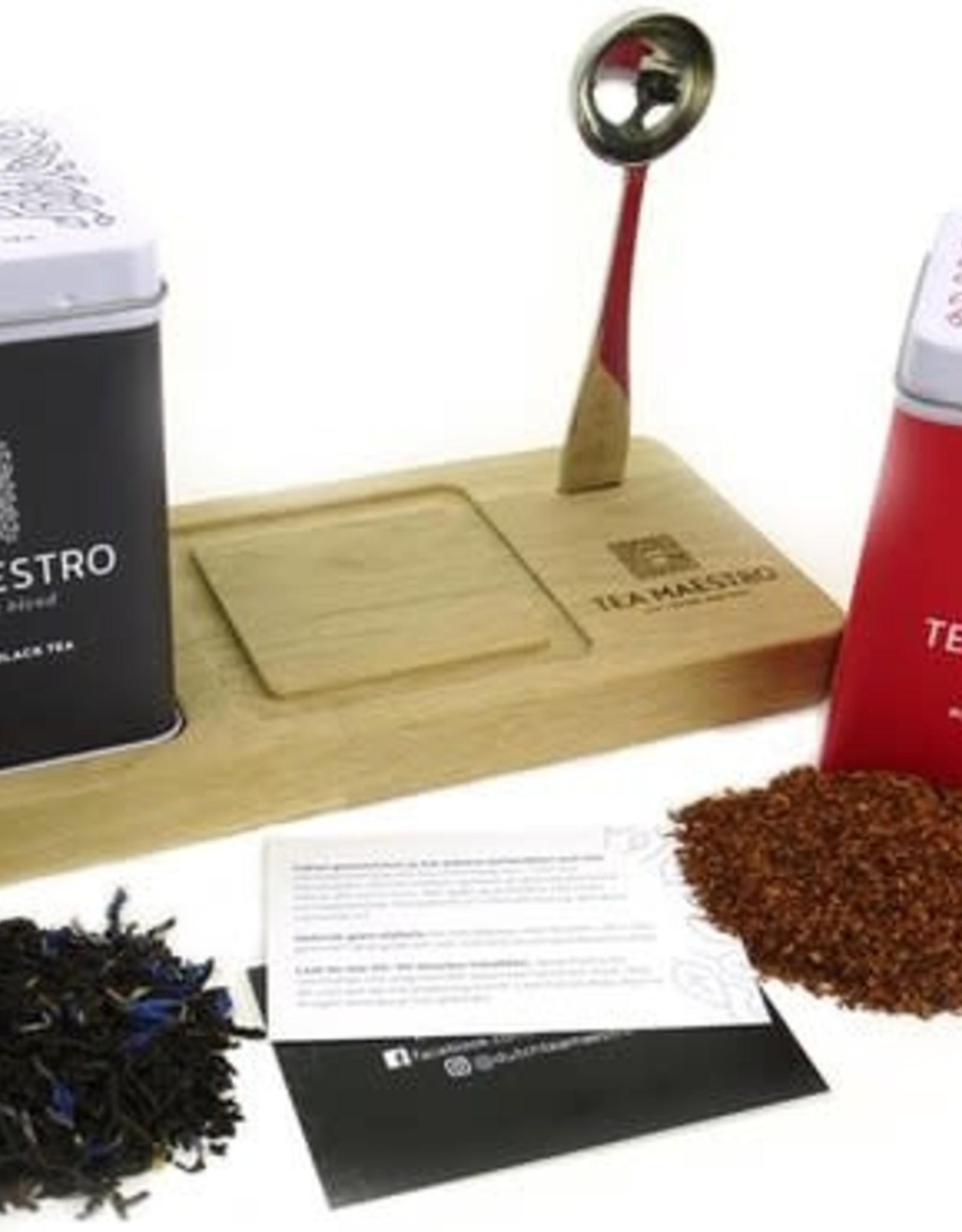 Dutch Tea Maestro Tea EARL GREY - Blend in Blik 80 gr