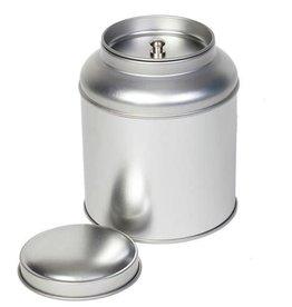 Dutch Tea Maestro Theeblik voor losse thee 11x9cm