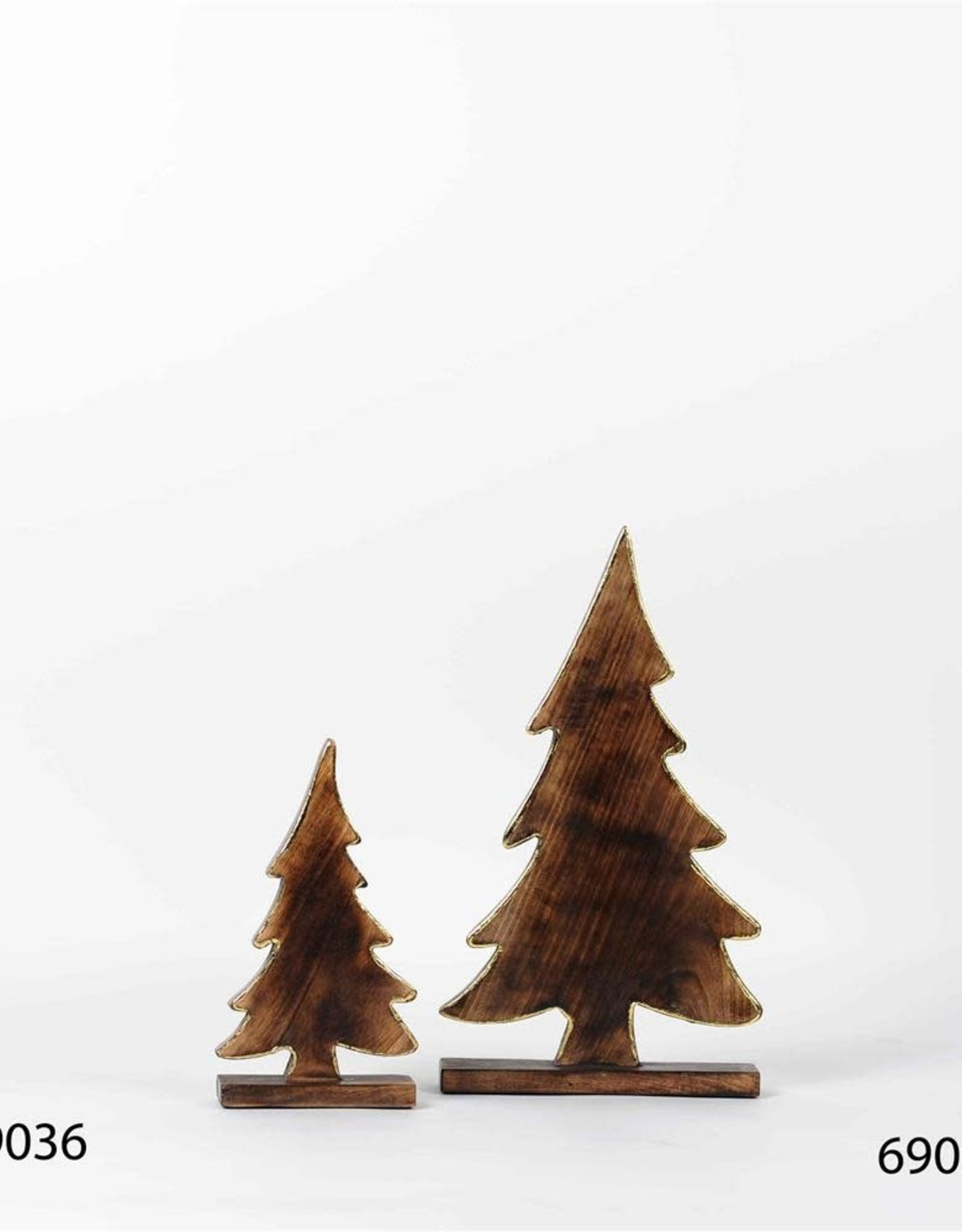 Rasteli Kerstboom Dark Burnt Tree 16x6x29cm