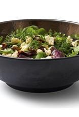 Bitz Salad Bowl 30x10cm Black/Bronze