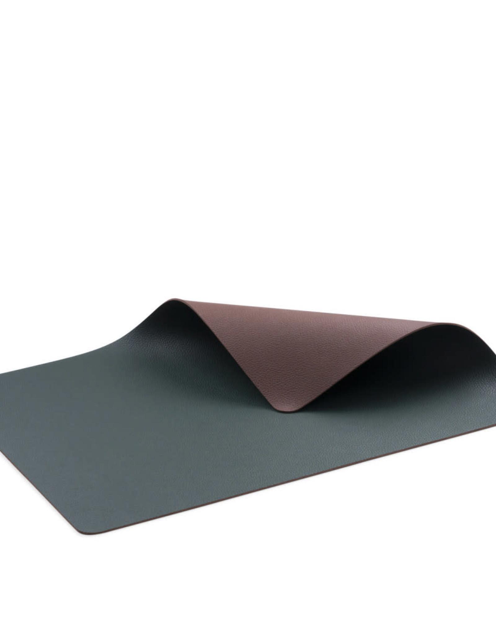 Placemat Leatherlook 33x46cm (set van 4)