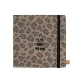 Vriendinnenboek- Goud waard Leopard