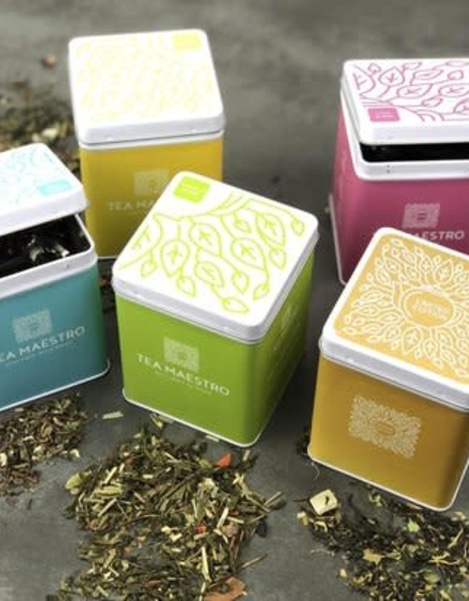 Dutch Tea Maestro Tea Feel Good - Blend in Blik 80 gr