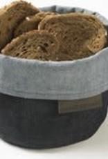 Broodmandje 20x14cm Grijs