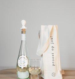 Kadotasje voor wijn ' Proost '
