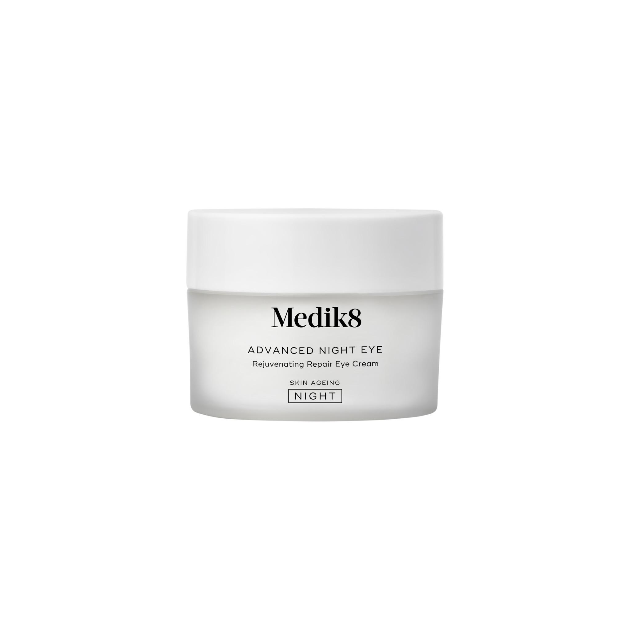 Medik8 Advanced Night Eye | Rejuvenating Repair Eye Cream
