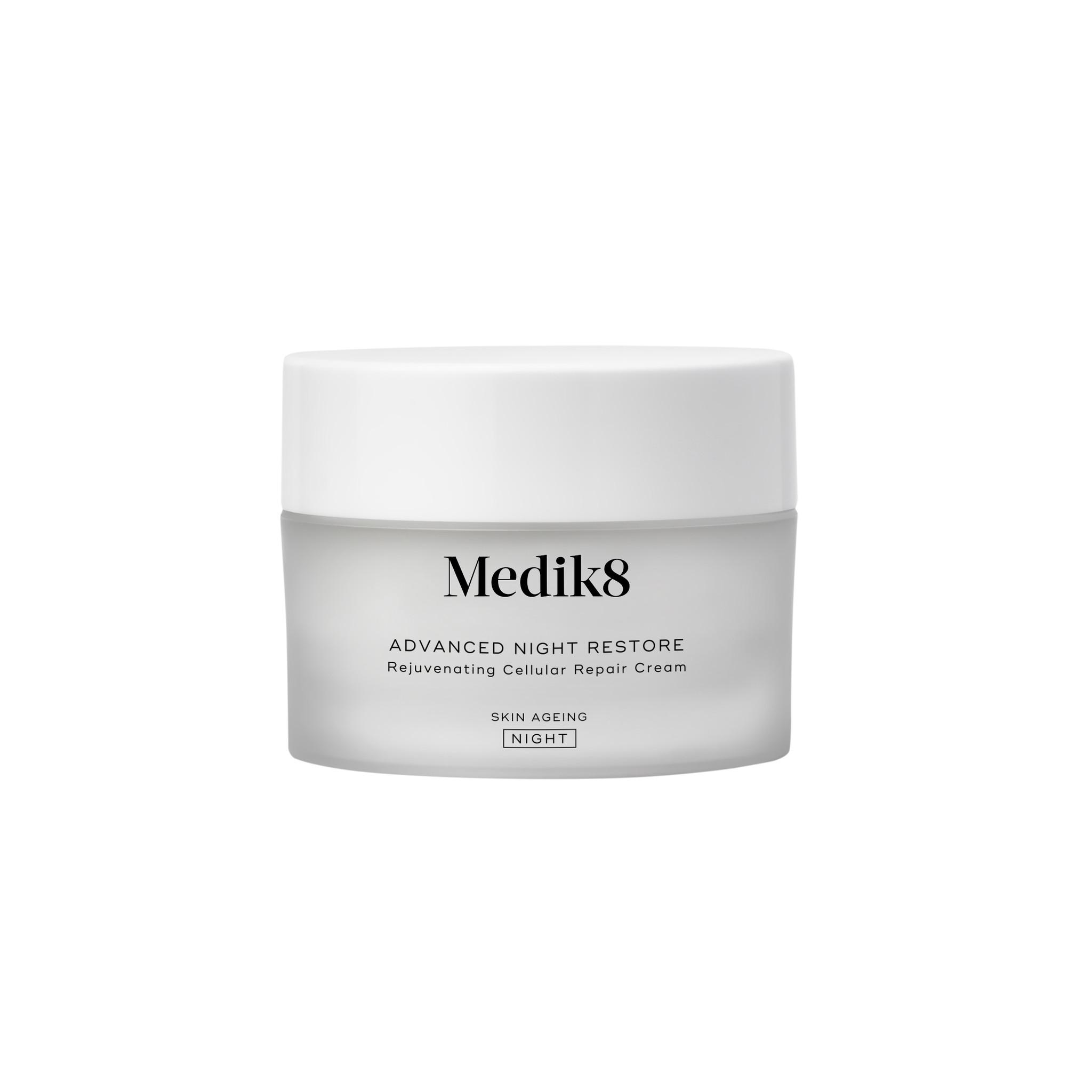 Medik8 Advanced Night Restore | Rejuvenating Cellular Repair Cream
