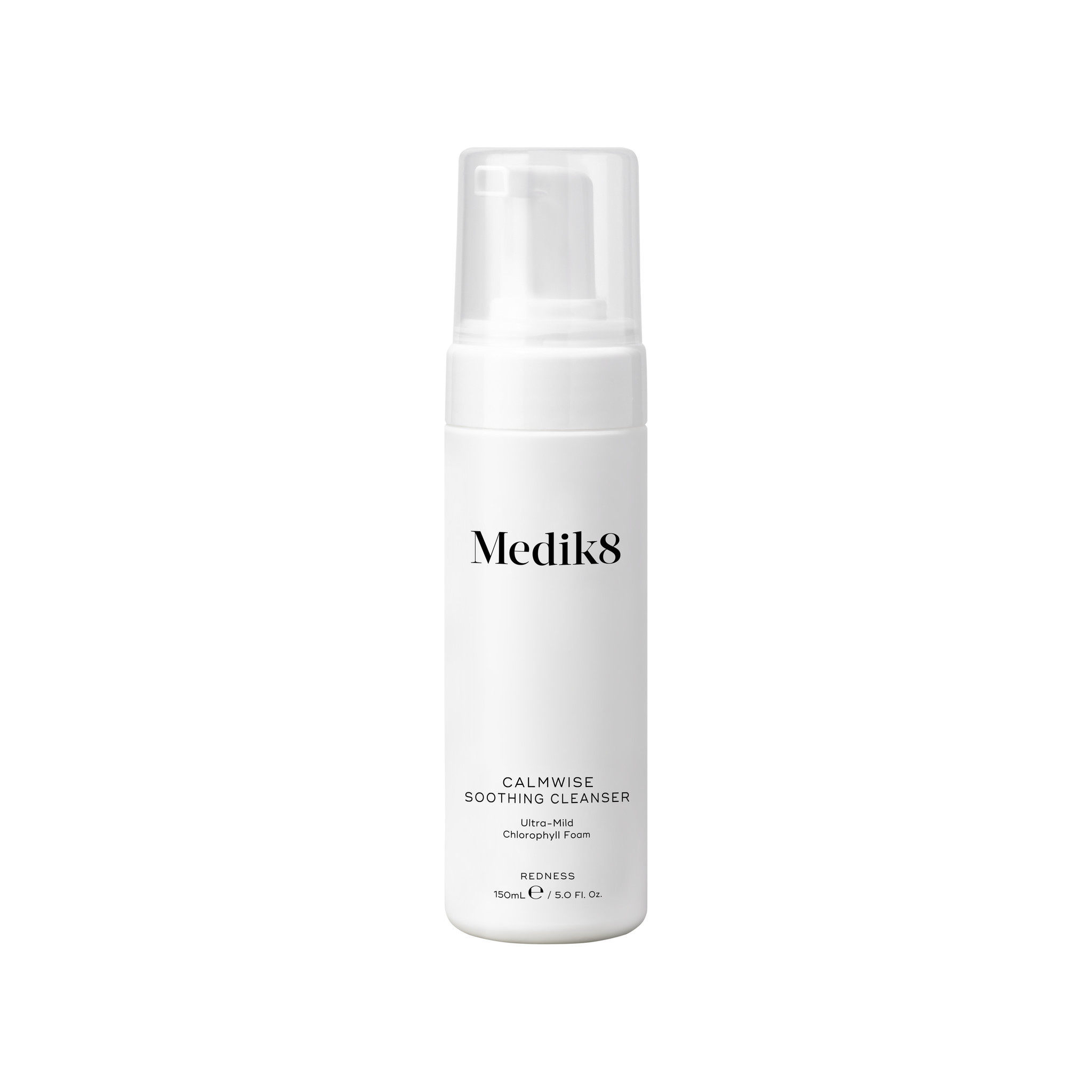 Medik8 Calmwise Colour Correct | Ultra-Mild Chlorophyll Foam | 150ml