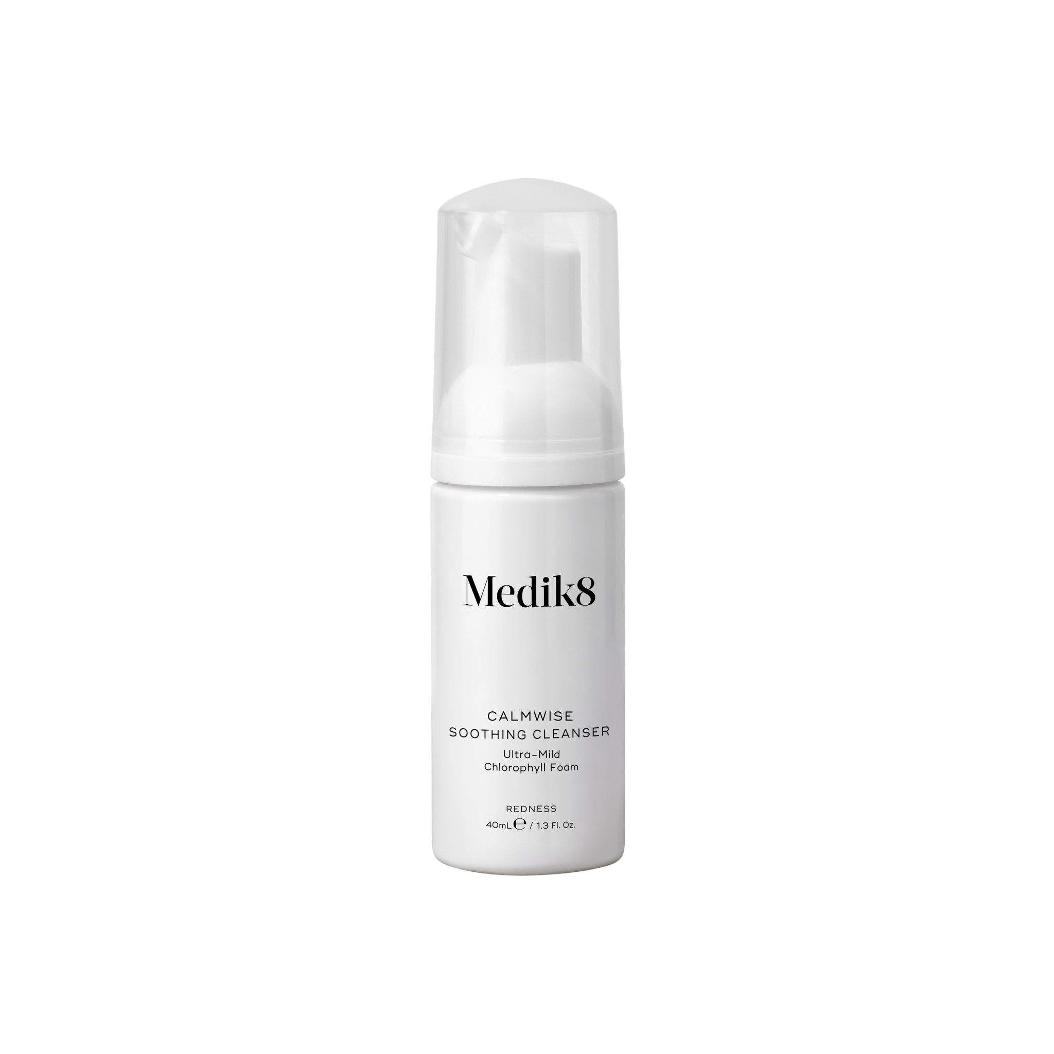 Medik8 Calmwise Colour Correct | Ultra-Mild Chlorophyll Foam | 40ml