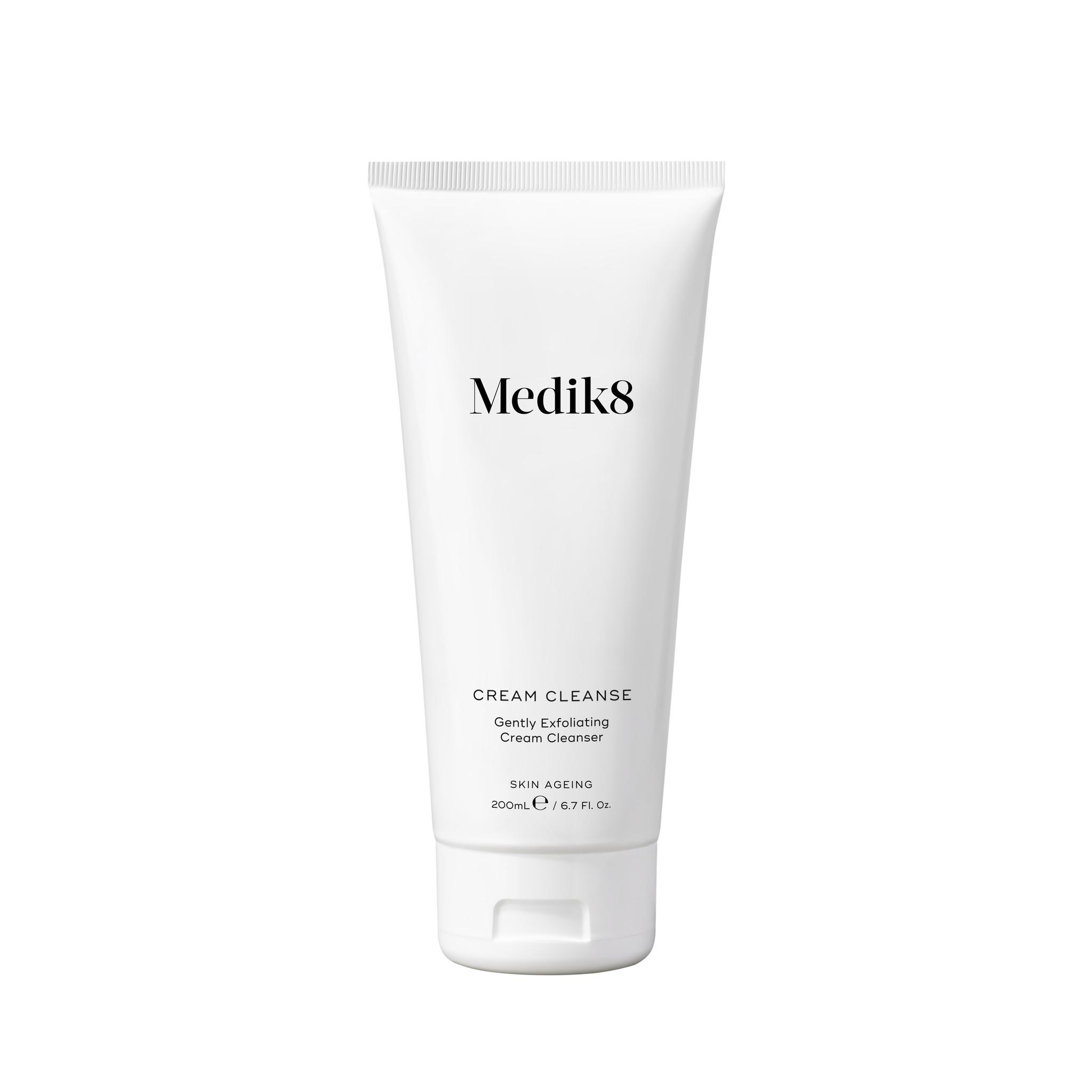 Medik8 Cream Cleanse | Gently Exfoliating Cream Cleanser | 200ml