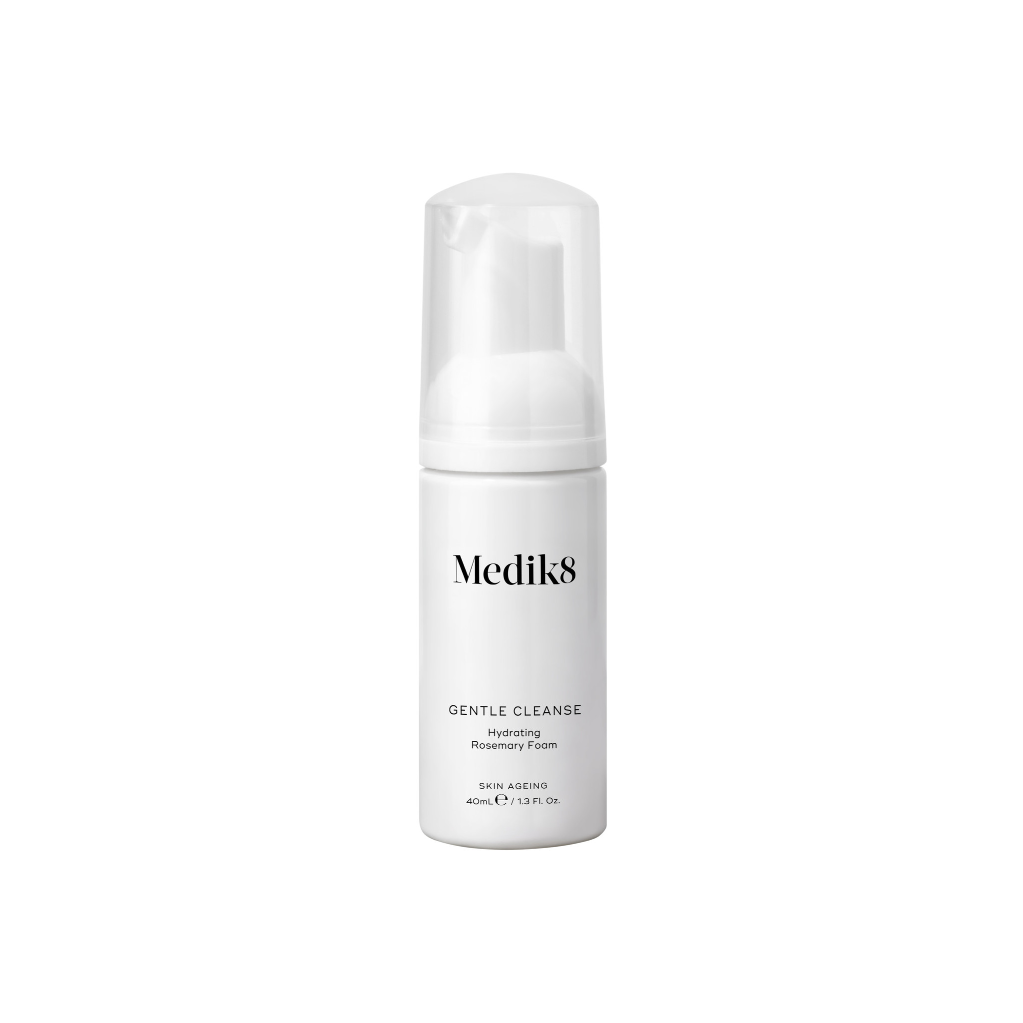 Medik8 Gentle Cleanse | Hydrating Rosemary Foam | 40ml