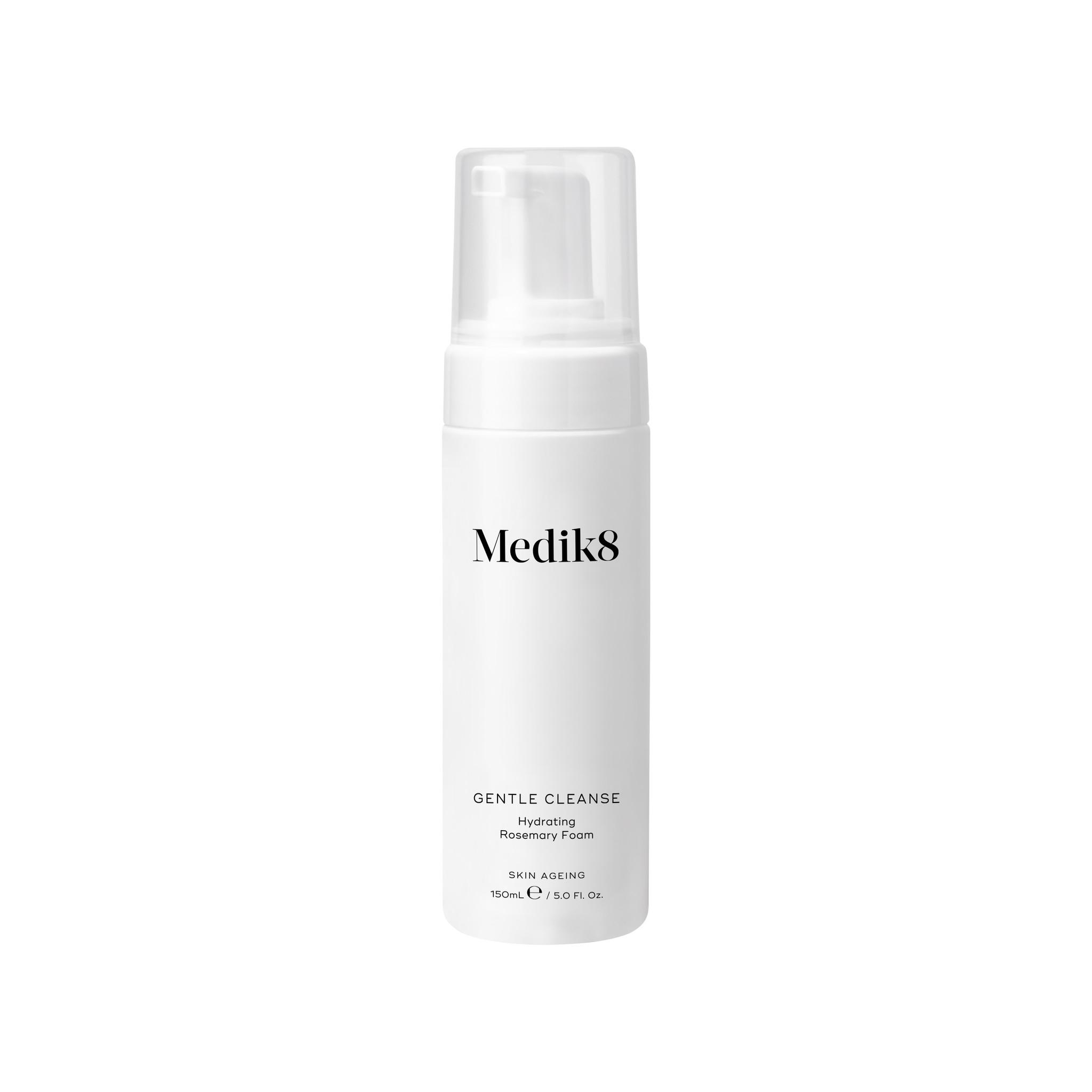 Medik8 Gentle Cleanse | Hydrating Rosemary Foam | 150ml