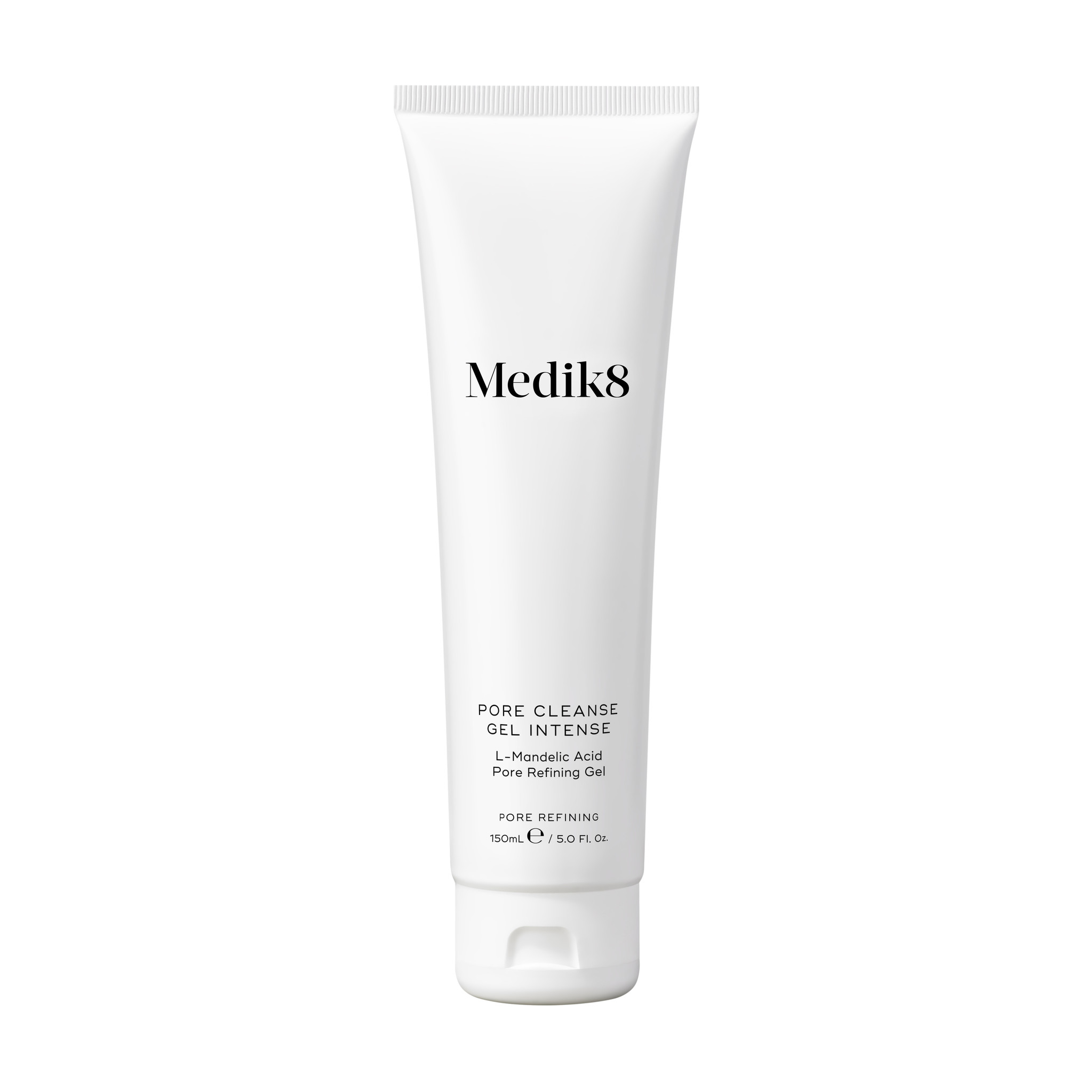 Medik8 Pore Cleanse Gel Intense | L-Mandelic Acid Pore Refining Gel | 150ml