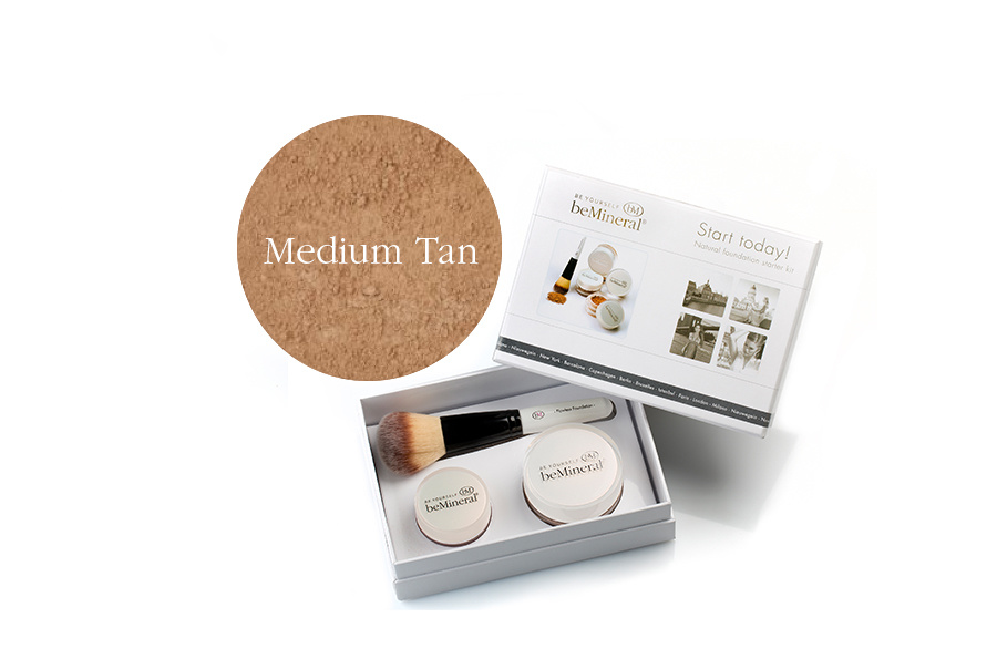 BeMineral beMineral Start Today Kit – Medium Tan