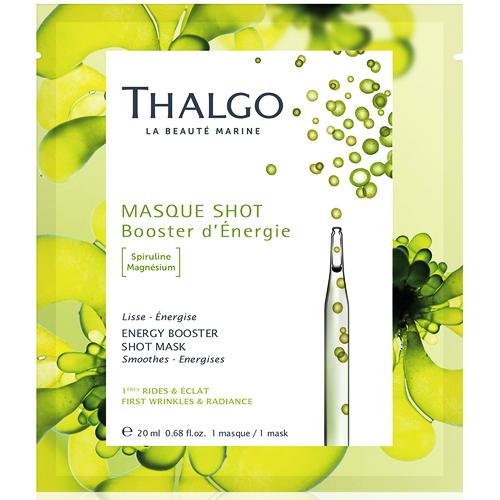 Thalgo HALGO ENERGY BOOSTER SHOT MASKER VOOR DETOX EN ENERGIE
