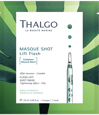 Thalgo Thalgo Silicium Marin - Flash Lift Shot Mask