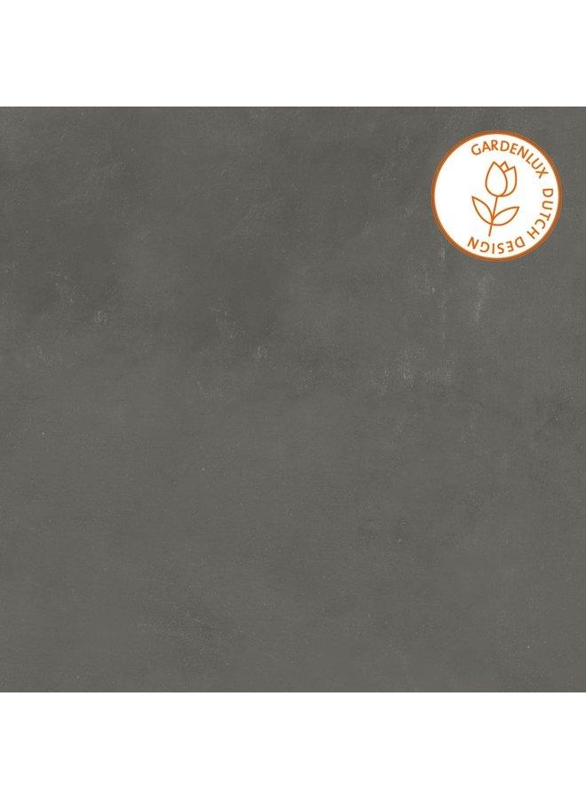 Cera3line Lux & Dutch 90x90x3 Arezzo Uni Dark (prijs per tegel)