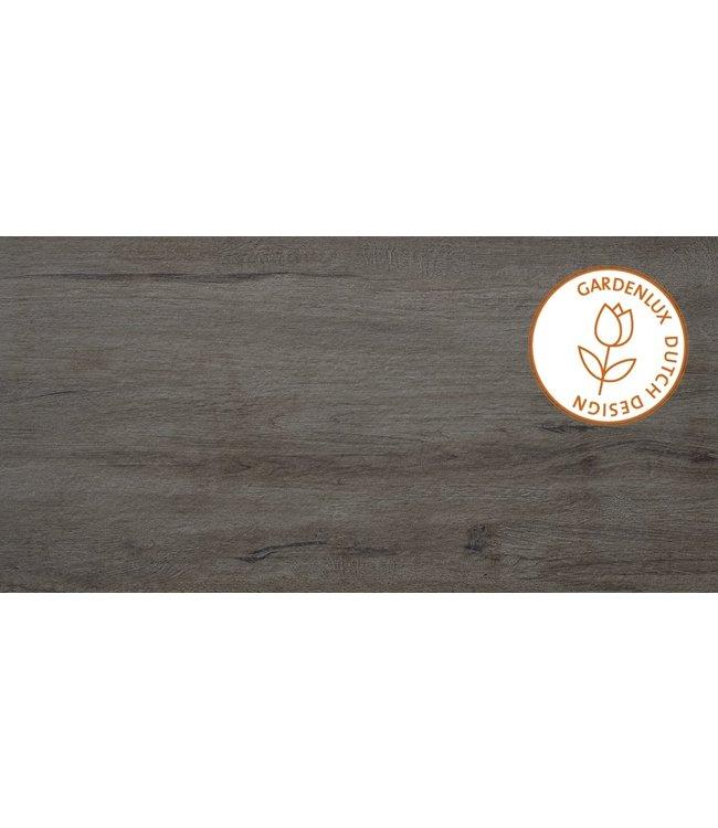 Gardenlux Cera3line Lux & Dutch 45x90x3 Suomi Brown (prijs per tegel)