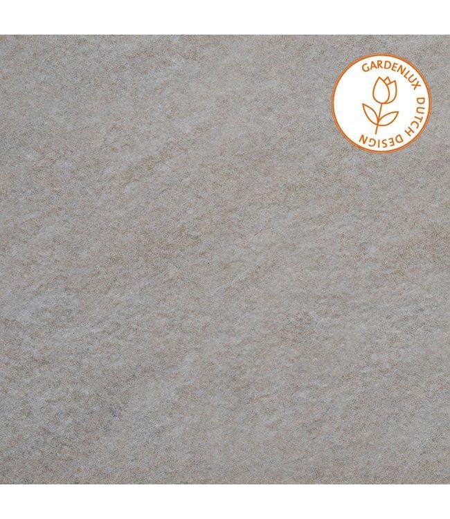 Gardenlux Cera3line Lux & Dutch 60x60x3 Pietra Serena Cream (prijs per tegel)