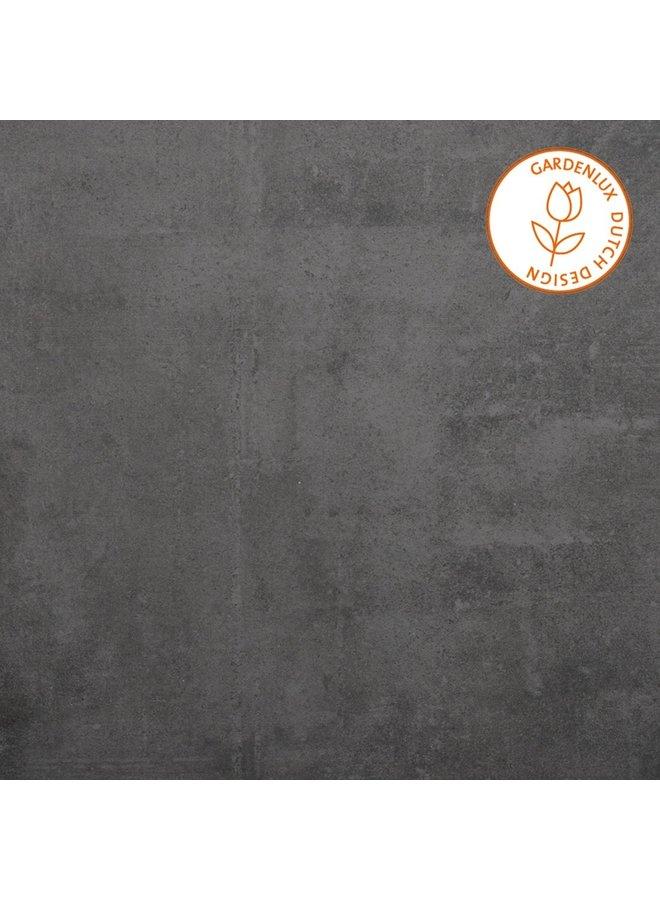 Cera3line Lux & Dutch 60x60x3 Square Uni Antracite (prijs per tegel)