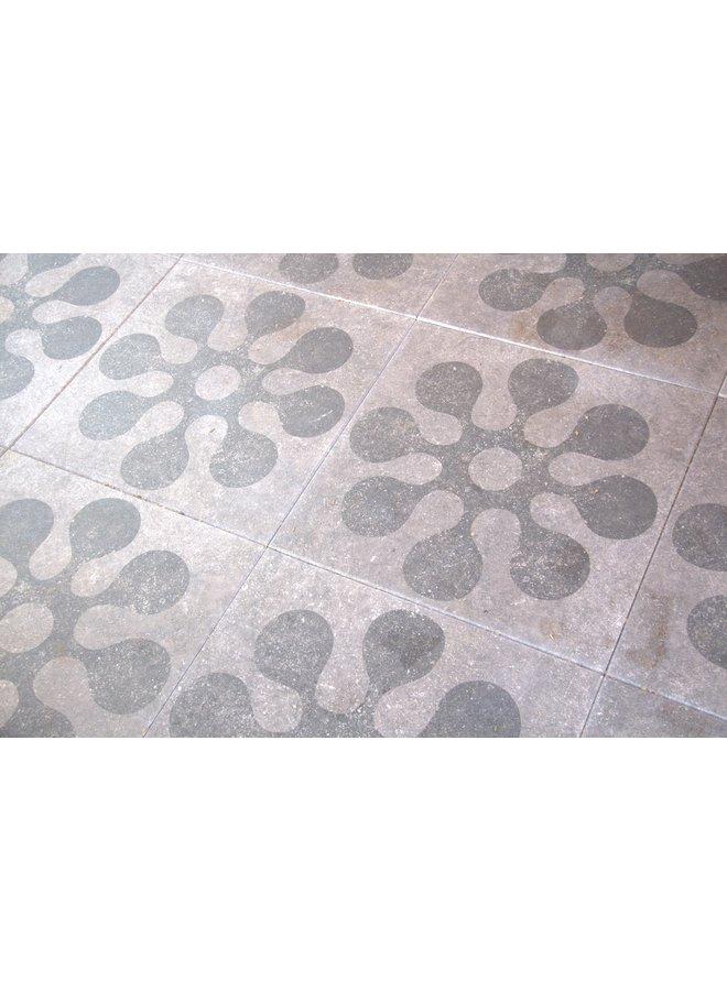 Designo Dianthus 60x60x3 cm (prijs per tegel)
