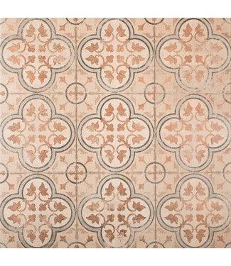 Gardenlux Designo Mosaic Brown 60x60x3 cm