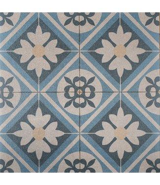 Gardenlux Designo Mosaic Blue 60x60x3 cm