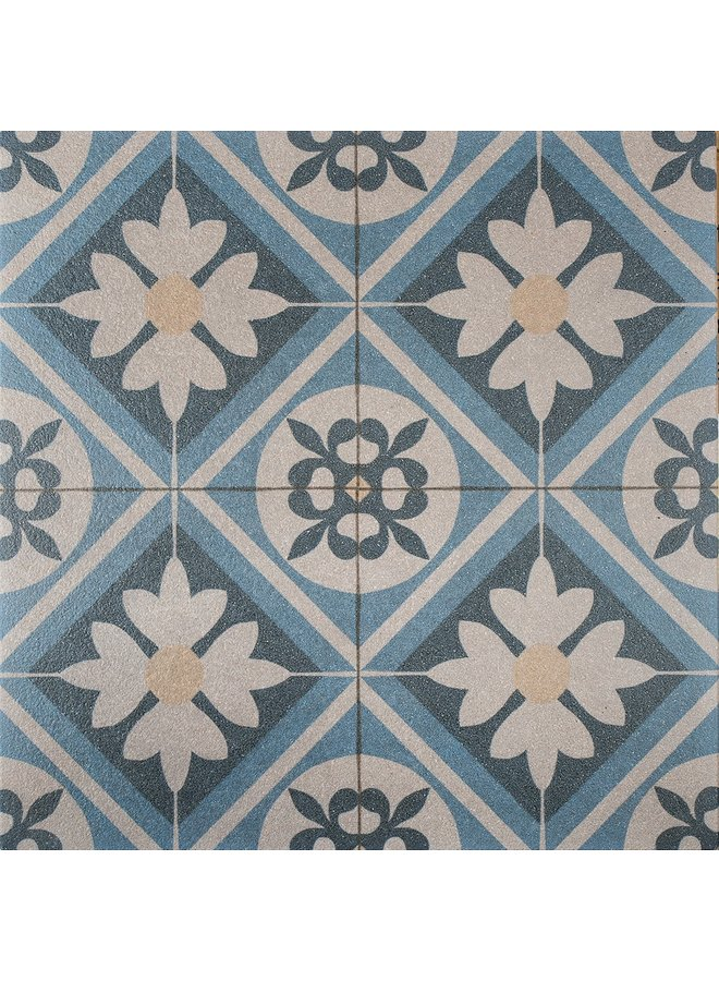Designo Mosaic Blue 60x60x3 cm