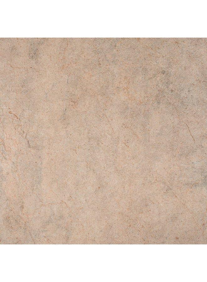 Designo Flamed Terra 60x60x3 cm (prijs per tegel)