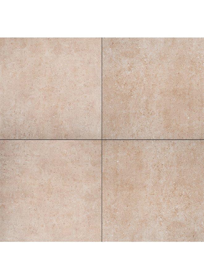 Cera1Line Terrazza Marrone 60x60x1 cm