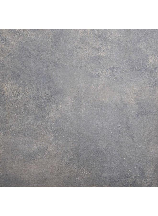 Cera4Line Mento Corten Black 100x100x4 cm