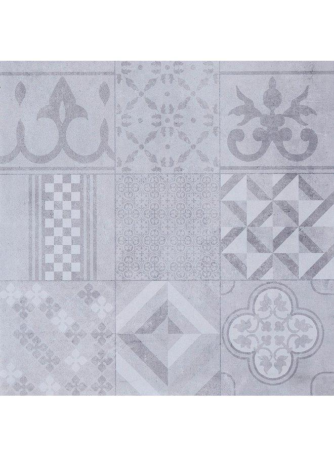 Cera4Line Mento Cremona Mosaico 60x60x4 cm (prijs per tegel)