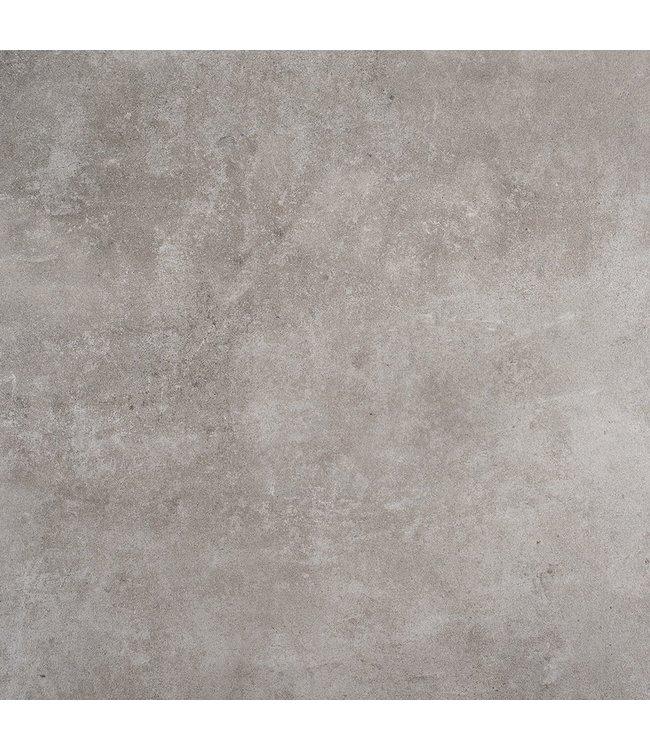 Gardenlux Cera4Line Mento Concrete Grey 60x60x4 cm (prijs per tegel)