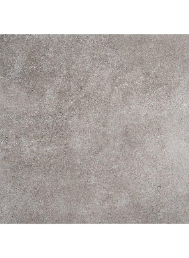 Cera4Line Mento Concrete Grey 60x60x4 cm