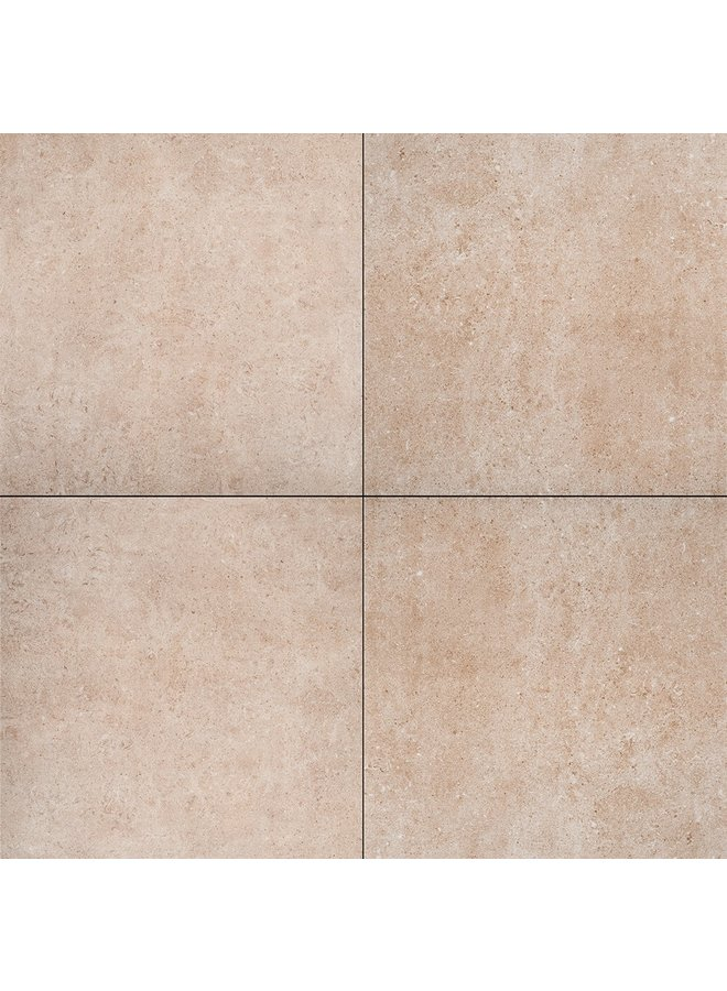 Cera4Line Mento Terrazza Marrone 60x60x4 cm