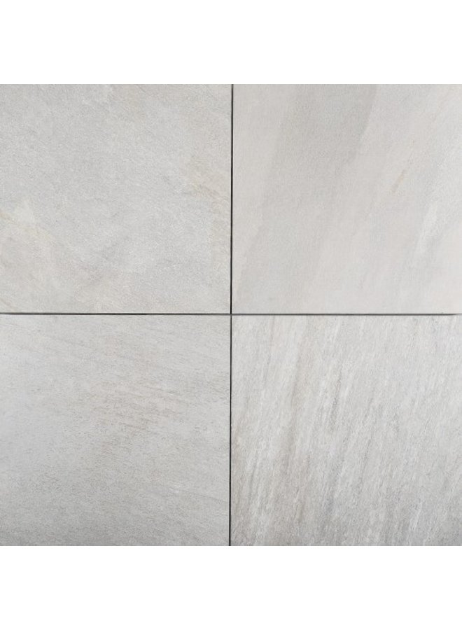 Cera4Line Mento Cuarcita Gris 60x60x4 cm